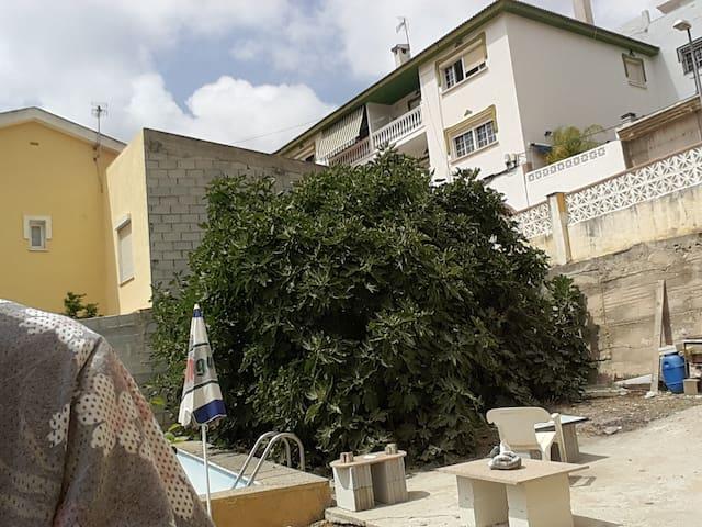 Casa relax en campo 10 min centro - Málaga - Appartement