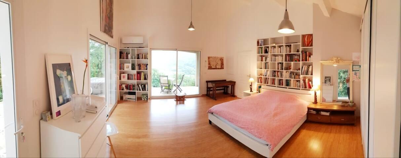 Chambre avec un teras prive