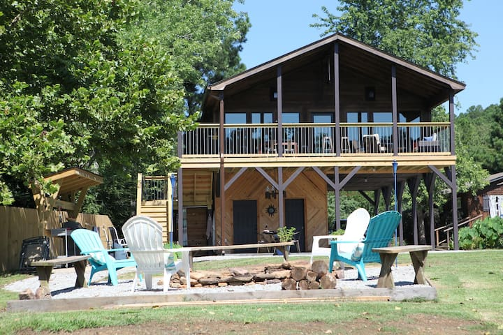 New, Lakefront, 2-bedroom on Greers Ferry Lake