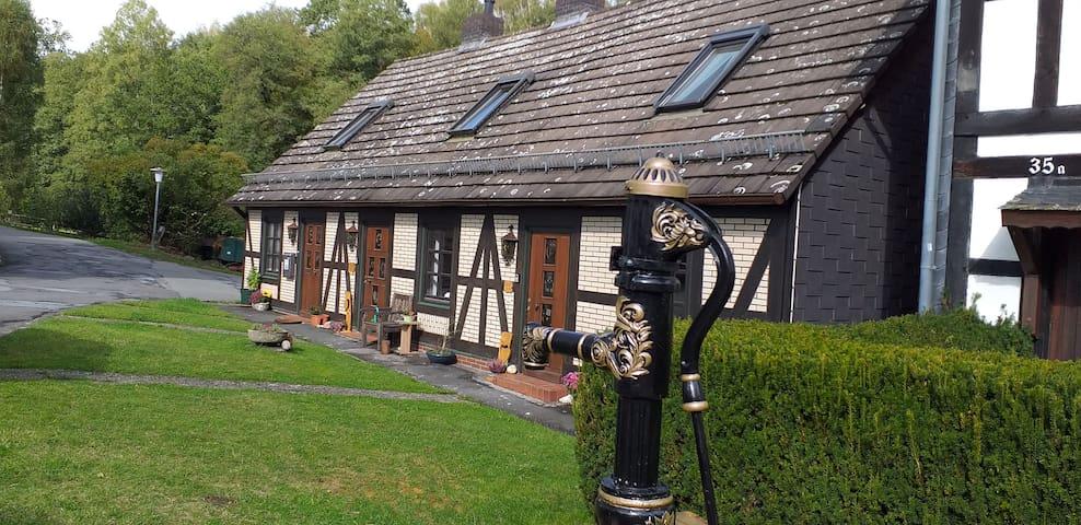 Erholung am Harz in der Waldsiedlung Glashütte
