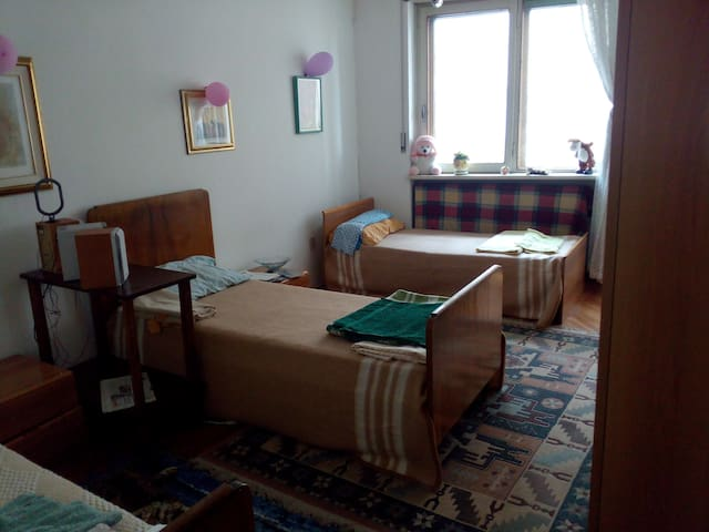 Guesthouse the Youth °4BS°free WiFi - Vicenza  - Huoneisto