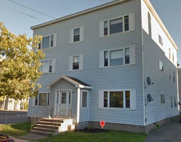 2 Bedroom Unit on 50 Fleet St, Moncton, NB