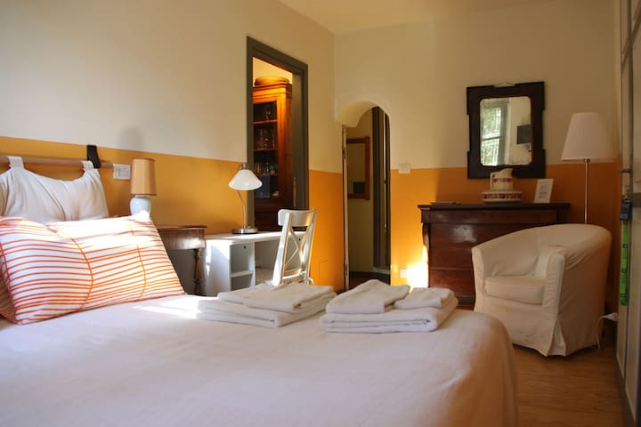Popi's room Relais Villa Valpiana - Torino - Bed & Breakfast