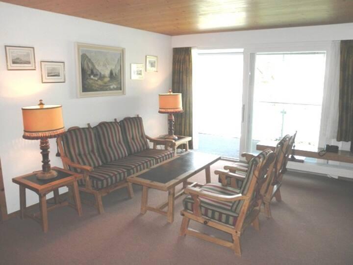Ner B / Hartl, (Flims Dorf), 29, 2.5 room apartment
