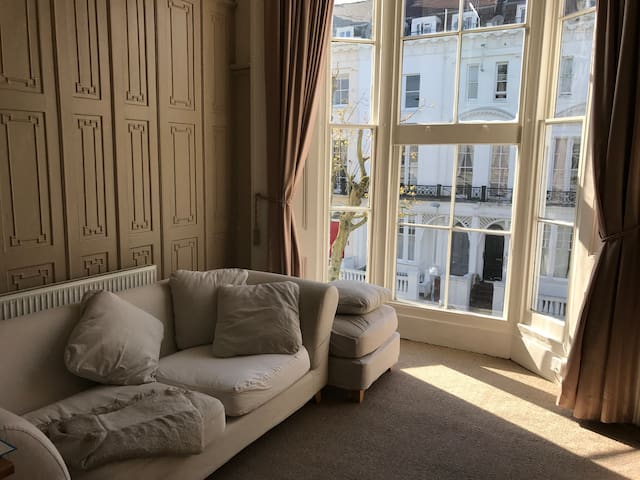 Central Brighton One Bed Flat - Brighton - Apartemen
