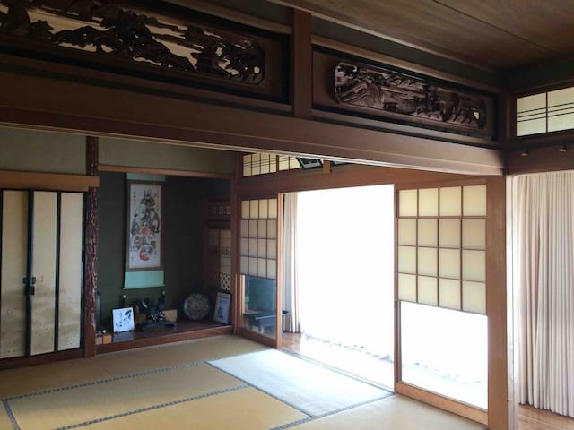Traditional Japanese room, 2 min walk to the sea