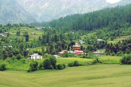 Great Himalayan Homestay Shanghar -sainj valley