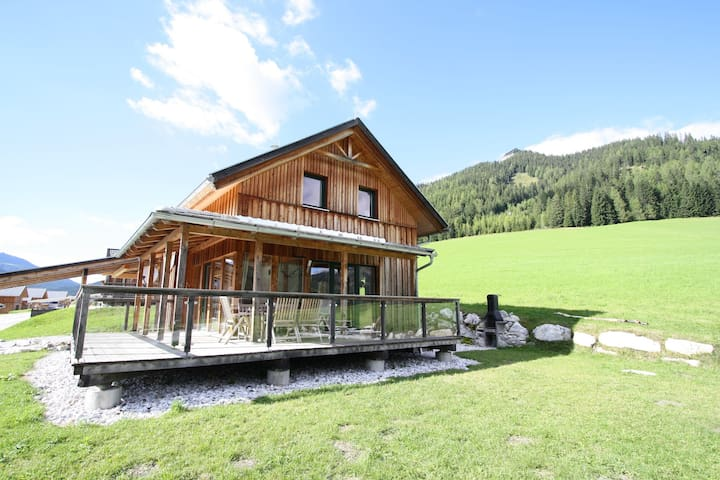 Luxury Chalet outside Hohentauern near Ski Area