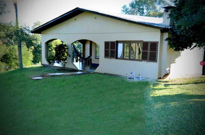 Casa de Campo ideal para famílias!