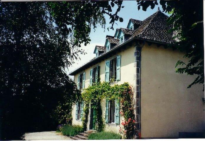 La maison de Toursac à  Polminhac - Polminhac - Talo