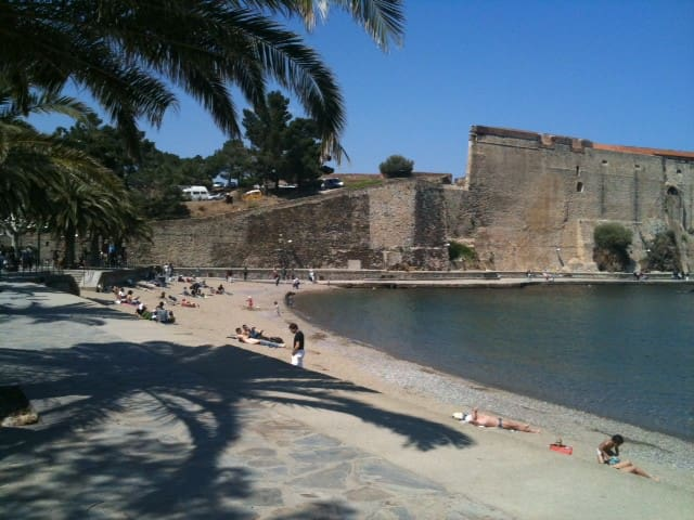 Maison Typique en centre village - Collioure