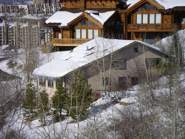Large Mountain Home  - 5 bd/4 bath