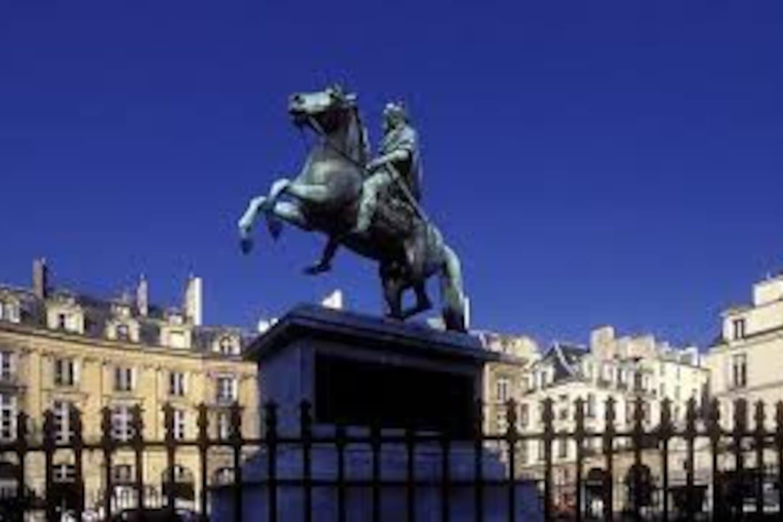 AMAZING LOFT NEAR PARIS OPERA 4/5 P