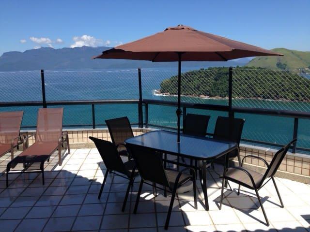 Cobertura linear, Porto Real Resort, Angra do Reis