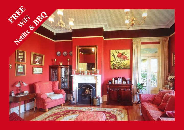 Burnie Brae - Traditional Mountain Home 1 Bedroom