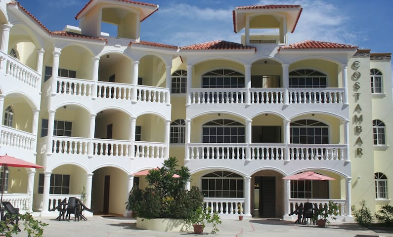 Beach apartment with a pool - Puerto Plata - Byt