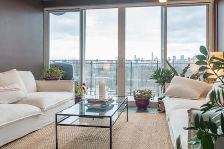 Manhattan Luxury Minutes To Midtown - Weehawken - Loft