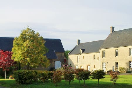 Historic house in Normandy - Meuvaines - Penzion (B&B)