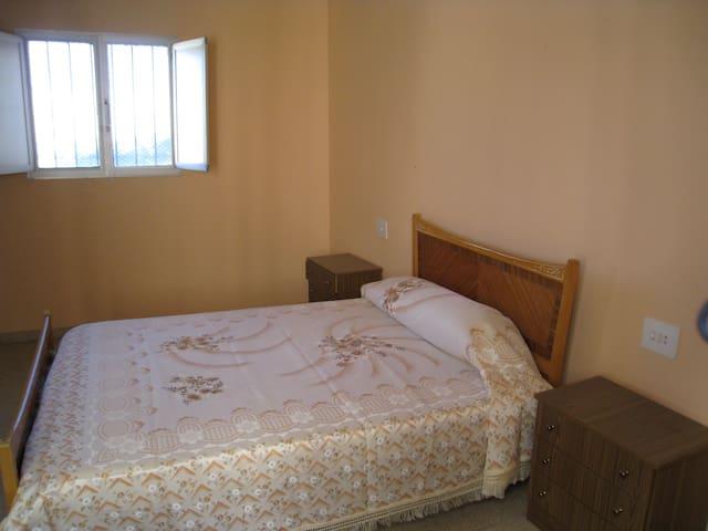 Dúplex, 4 pers, con vistas y garaje - Llucena - Apartment