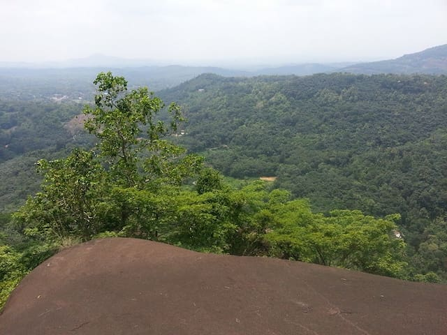 Kerala hilltop unexplored