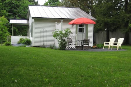 Nice one bedroom cottage - Middlebury - Dom