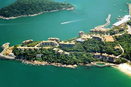 Incrível apartamento em Porto Real Resort