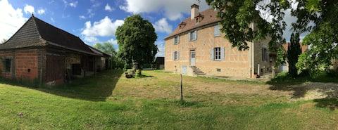 Maison de Charme, 300m ², renoviert, großer Garten