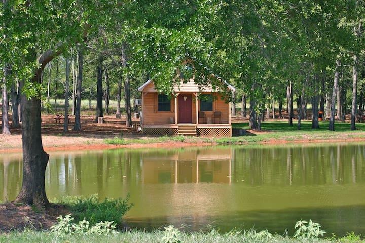 Bugscuffle Inn Cabin 1 - Cushing - Cabin