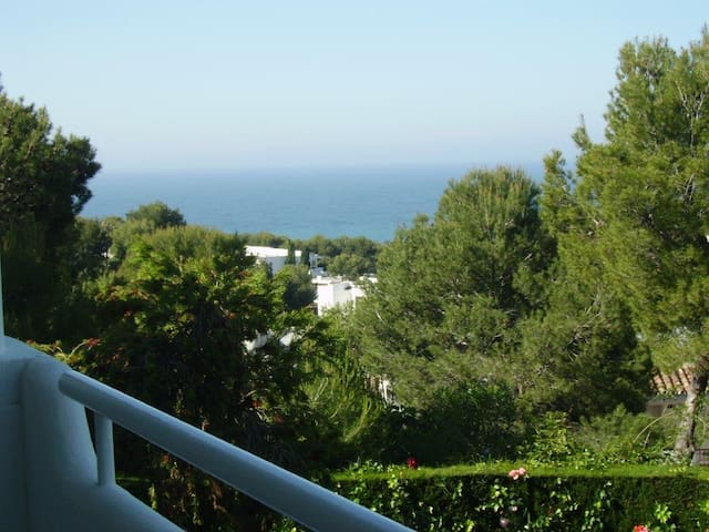 Luxury condo w oceanviews & sunsets - Mijas