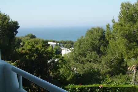 Luxury condo w oceanviews & sunsets - Михас - Квартира
