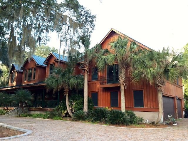 AmeliaIslandParadise: SouthernCharm - Fernandina Beach - Hus