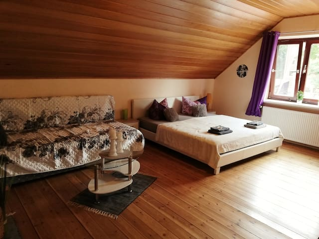 Gemütliches Gästezimmer im Zentrum von Hitzacker