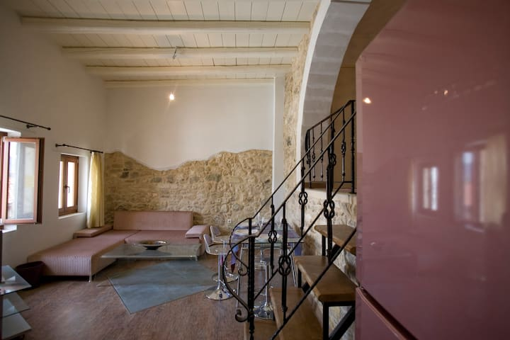 Villa Chronos - Ag.Spyridon - Sitia