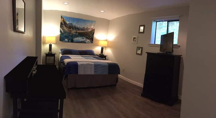 Mountain Themed Suite - Free Parking - Fast WIFI