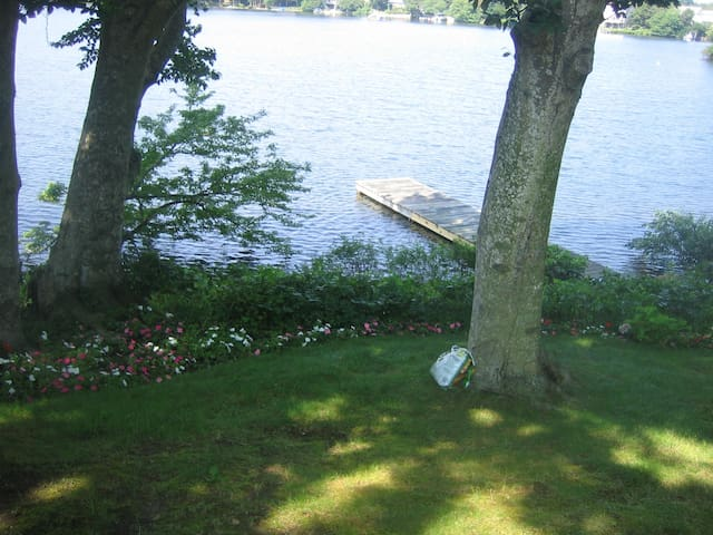 waterfront with private dock - Barnstable - House