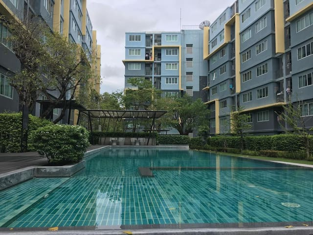 Dcondo Kathu One bedroom only 10 min Patong Beach