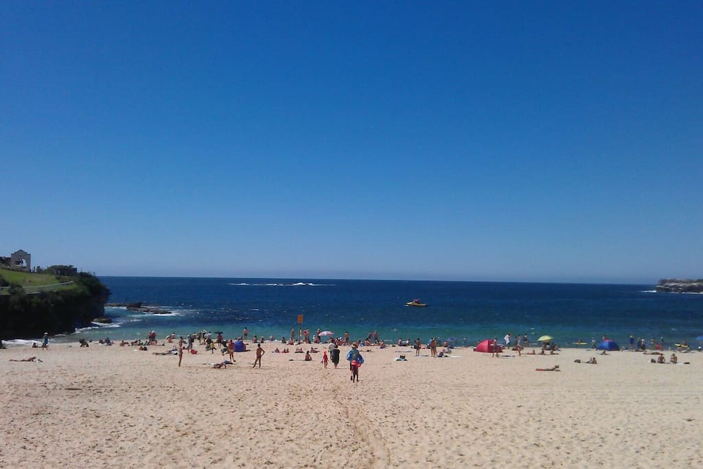 Walking distance to Coogee beach