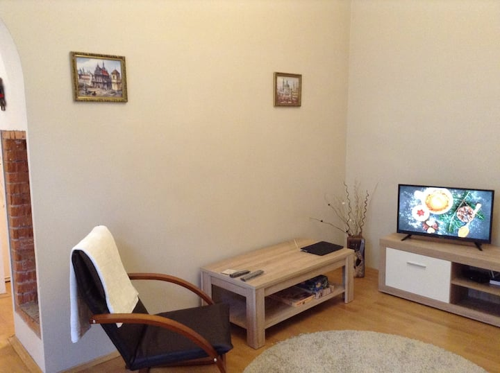 Family Stay in Lviv (2 Rooms + Kitchen)