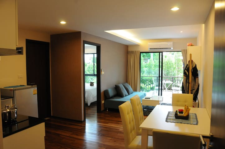 Apartment 48sqm nearby the sea, Rawai beach Phuket
