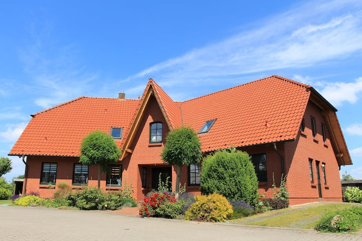 Luxus-Ferienhaus mit Sauna auf der Insel Poel Deutschland