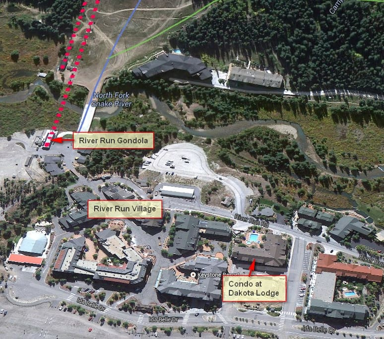 Updated For 2017 Walk To Gondola Condominiums For Rent