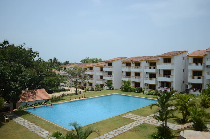A Tranquil Holiday Home in Candolim, GOA