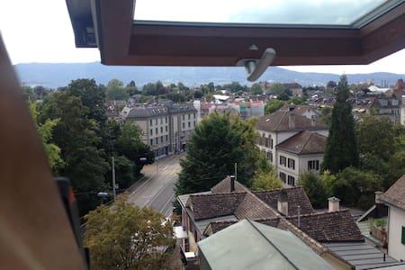 A 5li-Zurichs boutique roof-studio  - Zurique - Apartamento