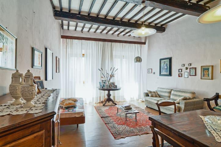 Casa vacanze La finestra sul Lago - Castiglione del Lago - Apartment