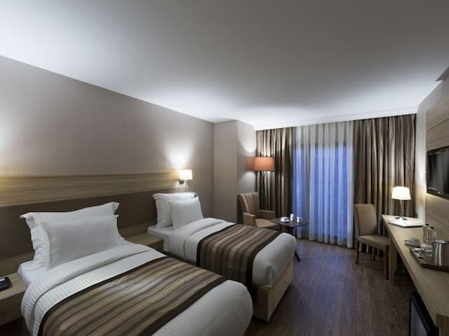 Uc Kisilik Oda - Regard Hotel