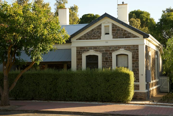 Barossa Bank Great Escape - Greenock