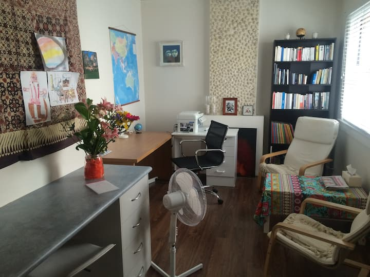 Private 1BD in inner city