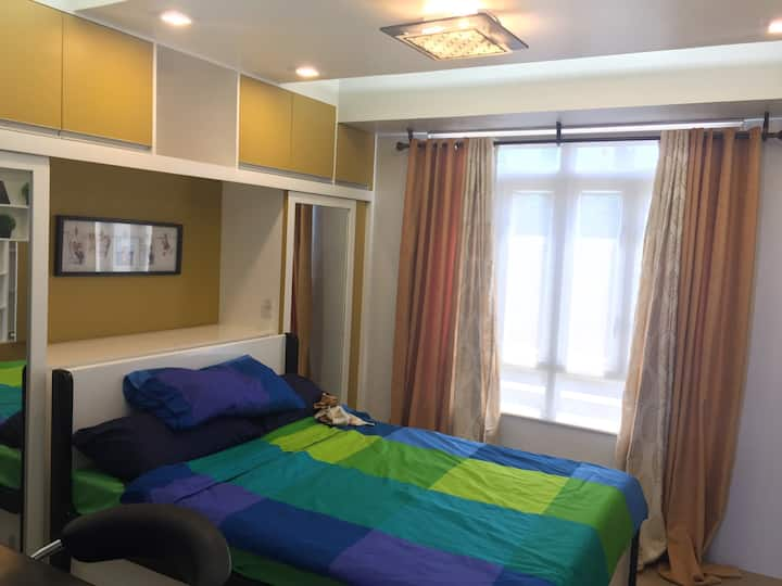 Cozy unit near RWM/NAIA/Restaurants