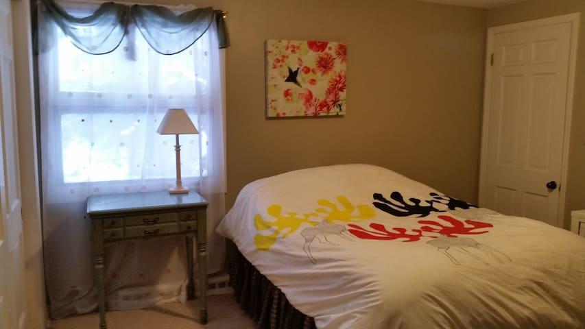 Delightful Room in Quaint Home