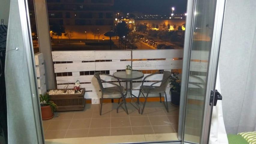 Habitación para estancia corta - Paterna - Apartemen